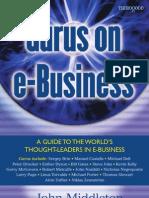 [2005] Gurus on E-Business