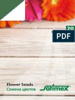 Flower Seeds Catalogue Satimex 2016 (1)
