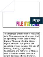 File-Systems FAT-NTFS and NTFS Permissions