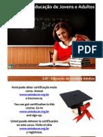 curso online unieducar eja educacao jovens e adultos