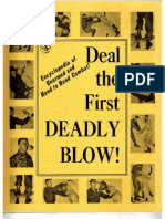 FM 21-150 1971 Deal The first Deadly Blow