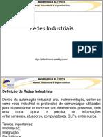 01 - Introdução a Redes Industriais 2018b