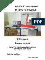 50 CNC tokarenje - osnovni semonar Sinumerik 840