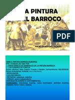 LA PINTURA BARROCA