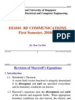 Revision  of Maxwell  Equations