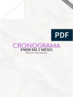 CRONOGRAMA ENEM EM DOIS MESES @studiesiris (2)