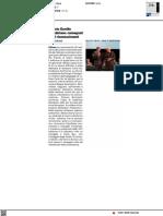Premio Gentile da Fabriano, tanti i riconoscimenti - Il Resto del Carlino dell'11 ottobre 2021