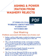 Coal Washeries