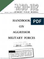 1947 Agressor Handbook