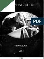 Avishai Cohen SongBook