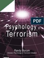 PsychologyofTerrorism0707