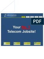 Telecomsjobsite October 2010