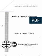 Apollo 16 PAO Mission Commentary