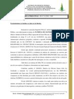 Relatório final PCDF