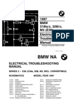 1997 BMW 318is-c - 328i-c  Electrical Troubleshooting Manual (1)