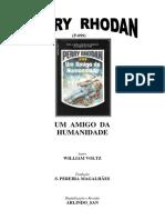 P-099 - Um Amigo da Humanidade - William Voltz