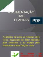 _Alimentação das plantas