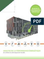 Rapport Efficacite Energetique Mdd
