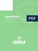 Portfólio GRM Descartáveis.