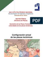 Geometría de Las Placas.