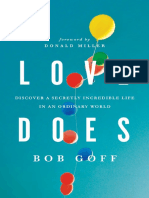 Love-does-getting-started Bob Goff