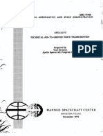 Apollo 17 Technical Air-To-Ground Voice Transcription
