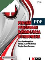 Modul 1 - Pengantar Pengadaan Barang Jasa di Indonesia