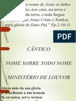 CULTO 10-10 MANHÃ