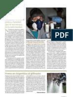 CAMPAÑA POR EL RECONOCIMIENTO DE LA SQM_FODESAM-Vida Sana (artículo. Revista Integral - abril 2011)