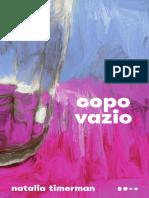 Copo Vazio - Natalia Timerman