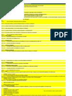 Checklist Relevamiento CD-Genérico