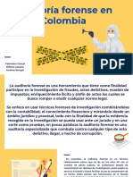 Auditoría forense en Colombia