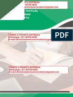 Assistência de Enfermagem à Saúde Da Mulher Na Atenção Básica – Enfermagem Semestre 5º Flex e 6º Reg