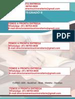 Projeto Integrado II – Ads - Backend - Web - Mobile -Devops