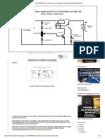 Kadu Magalhães_ Controlador de Carga Solar Desliga Automático Ajustavel