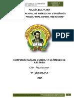 INTELIGENCIA-II-COMPENDIO-MODIFICADO- RESUMEN