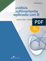 Analisis Multivariante Aplicado Con R Joaquin Aldas Ezequiel Uriel 2a Edicion 1 1