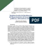Fiscalización de gastos de los partidos políticos, modelos locales en México - Autores