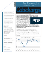 Cabcharge Research Report CAB ASX