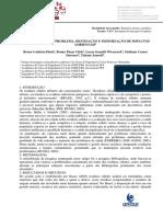 Artigo RESÍDUOS SÓLIDOS PROBLEMA  DESTINAÇÃO E MINIMIZAÇÃO DE IMPACTOS