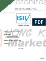 Evaluacion Parcial - Fundamentos de Marketing