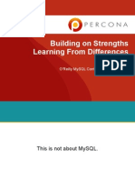 Building on Strengths, Learning From Differences Presentation