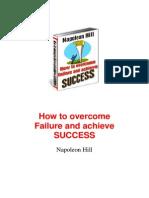 Overcome Failure and Achieve Success