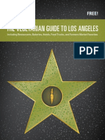 Vegetarian Guide to Los Angeles 2012
