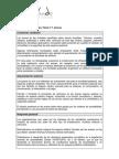 CONCLUSIONES PRIMER ENCUENTRO ANDANDO