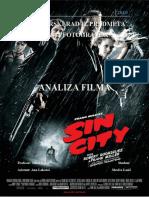 Sin City Seminarski rad iz Filma i Fotografije
