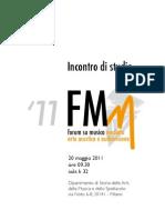 FMm11 Brochure