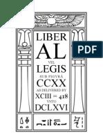 Liber AL vel Legis