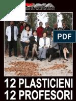 MAVG - 12 plasticieni, 12 profesori