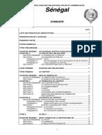 Senegal Code 1976 Obligations Civiles Commerciales Avant Abrogation